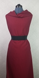 B723-Beautiful Red Polyester 58-60